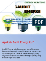 Ppt Audit Energi