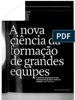 12-12 -A Nova Ciencia Da Formacao de Grandes Equipes _Revista Harvard Buisness Review _abril 2012