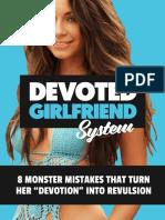 Devoted Girlfriend 8MISTAKES