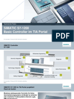 SIMATIC - S7-1200 technfolien (2015)
