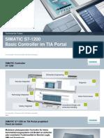 SIMATIC - S7-1200 technfolien (2015)