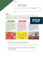 Guía Chile Un País Mestizo