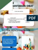 Sistem Penghantaran Obat