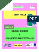 Módulo 8 - RISCOS FÍSICOS - Segurança de Máquinas e Equipamentos.pdf