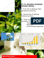 Secondary Metabolism and Plant Defense_Chapter_13_1