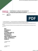 Postoperative Myocardial Infarction