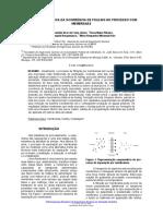 Análise Matemática Da Ocorrência de Fouling No Processo Com