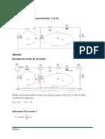 Ejercicio Analisis de circuitos