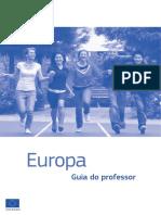 Guiado Professor Europa