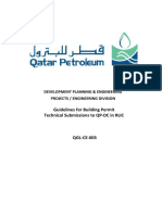 QGL-CE-003 Guidelines for BP Technical Submissions to QP-DC in RLIC