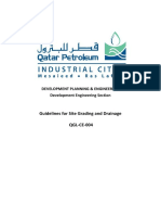 QGL-CE-004-Guidelines for Site Grading and DrainageRev2