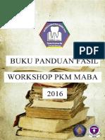 Buku Panduan Fasil PKM 2016