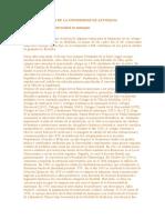 Reseña Histórica de La Universidad de Antioquia