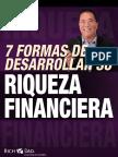 7 formas de generar su riqueza financiera.pdf