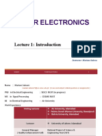 slides 1, power electronics circuits devices and applications 3ed ed M H Rashid