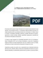 DIAGNOSTICO SOCIAL Suarez Cauca
