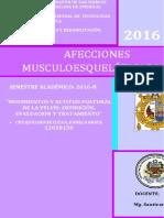 Movimientos y Actitud Postural de La Pelvis.definición, Evaluación y Tratamiento