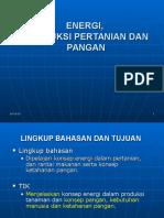 Bab 2 Energi Produksi Pertanian Dan Pangan