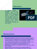 Biological Indicators
