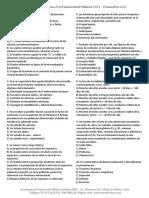 1ra Parte Simulacro Residentado Medico2012