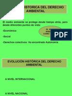 2do Nivel Reseña Historica Derecho Ambiental, 2