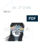 Mai Le 22 Years and 27 Posts