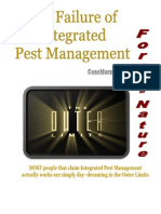 Force of Nature -- The Failure of Integrated Pest Management -- Considerations -- MODIFIED -- PDF -- 300 Dpi