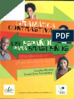 Gramatica Contrastiva Del Espanol Para Brasilenos