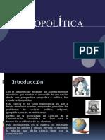 Geopolitica Clase 2014