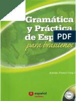 Libro de Gramatica y Practica de Espanol Para Brasilenos