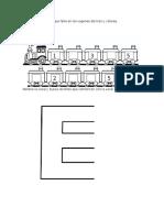 Completa El Número Que Falta en Los Vagones Del Tren y Colorea