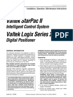 01. Posicionador Digital Valtek Logix Series 2000