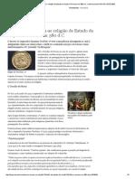 3. Cristianismo Tornou-se Religião de Estado Do Império Romano Em 380 d.C. DW.de _ 03.05