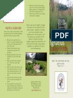 Labyrinth Guelph Brochure