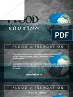 Flood Routing 2