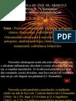 Periostita acuta odontogena
