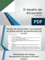 El desafío del discipulado.pptx