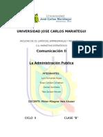 Administracion Publica Original