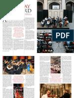 The Way Forward (Karl Lutchmayer) - NCPA Magazine October 2016