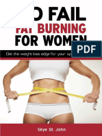 No Fail Fat Burning for Women - St. John, Skye