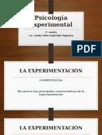 3° sesión Psicología Experimental