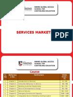Services Marketing 9KmDR7TUyr