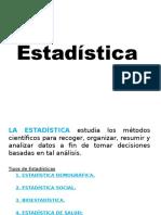 1° Parcial de bioestatistica