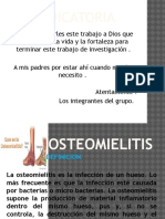 Osteomilitis 2