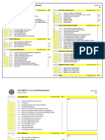 CS2009 Checklist