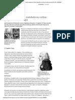 15. Congresso de Viena Restabeleceu Ordem Geopolítica Na Europa