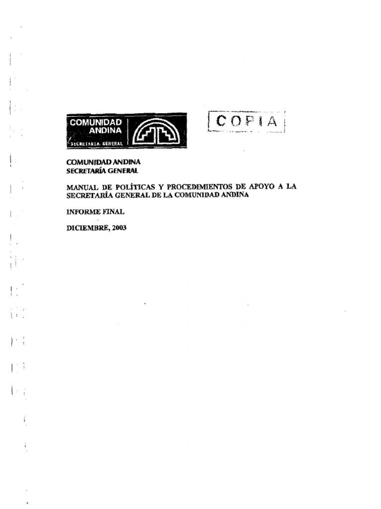 Plorcockpanc Manual De Organizacion Bimbo Pdf