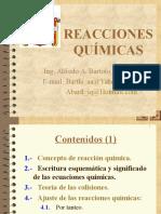Reacciones Qu Micas