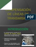 1º Compensación de Líneas de Transmisión