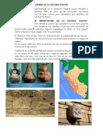 DIOSES DE LA CULTURA CHAVIN.docx